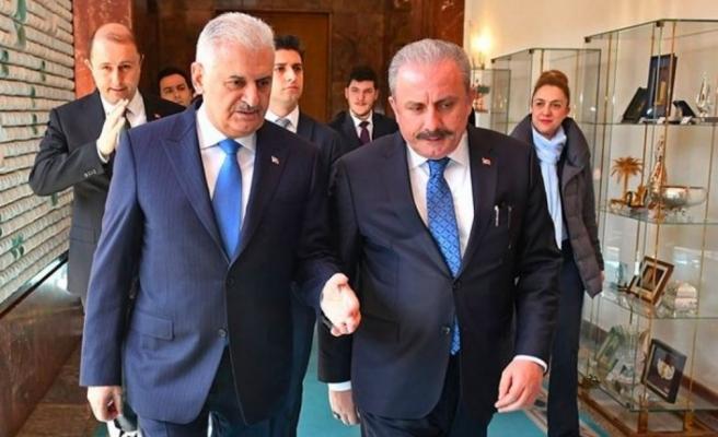 Şentop ve Yıldırım için sürpriz iddia! Son karar Erdoğan'ın! Kabinede değişiklik de gündemde