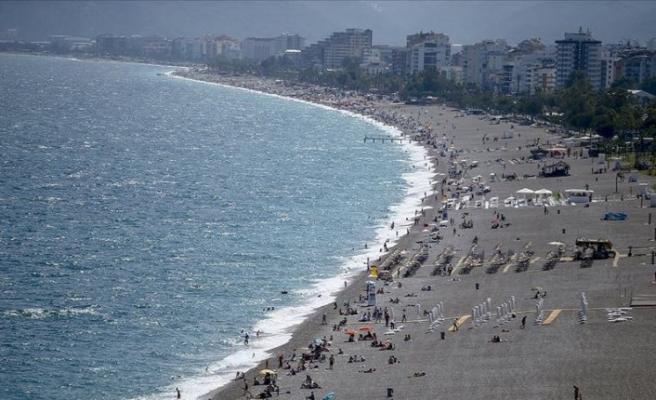 'Turizmin başkenti' Almanlar için de tatilin vazgeçilmez adresi