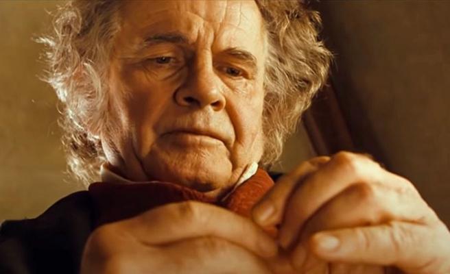 'Yüzüklerin Efendisi' nin ünlü oyuncusu hayatını kaybetti