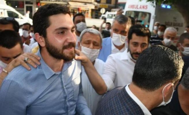 Vefa ekibine saldırıda tutuklanan CHP'li Eren Yıldırım serbest bırakıldı