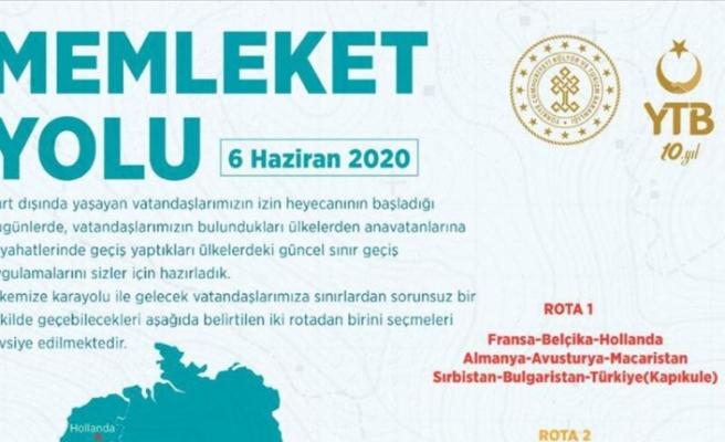 YTB'nin 'Sıla Yolu Projesi' bu yıl da devam edecek
