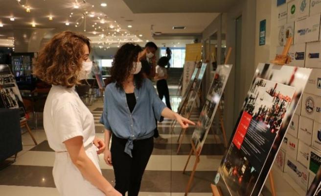 15 Temmuz Sergisi ziyarete açıldı