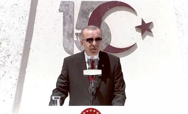 15 Temmuz'un yıl dönümünde Erdoğan'dan tarihi mesajlar: Tüm yöneticileri katledeceklerdi