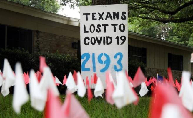 ABD'de koronavirüs kaynaklı can kaybı 137 bini geçti