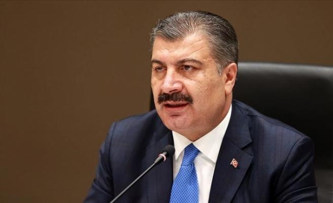 Bakan Koca açıkladı: Türkiye'de Kovid-19'dan 212 bin 557 kişi iyileşti