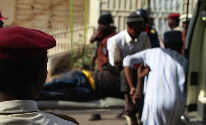 Nijerya'da çiftçilere silahlı saldırı: 15 ölü