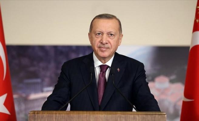 Cumhurbaşkanı Erdoğan Süper Lig'e yükselen takımları tebrik etti