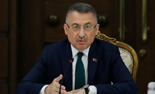 Cumhurbaşkanı Yardımcısı Oktay'dan Bakan Albayrak'a yönelik hakaret içerikli yorumlara tepki