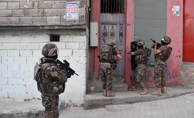 Gaziantep'te PKK operasyonu: HDP İl Başkanı'nın da olduğu 33 gözaltı