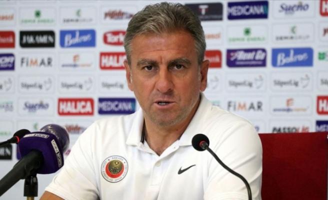 Gençlerbirliği teknik direktör Hamza Hamzaoğlu ile yollarını ayırdı