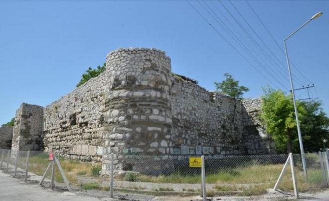 Tarihi Çorum Kalesi turizme kazandırılacak