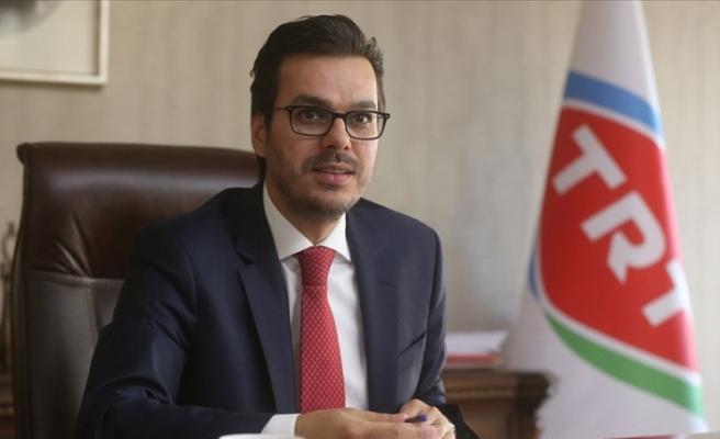 TRT Genel Müdürü Eren 'Geleceğin İletişimcileri' ile buluşuyor