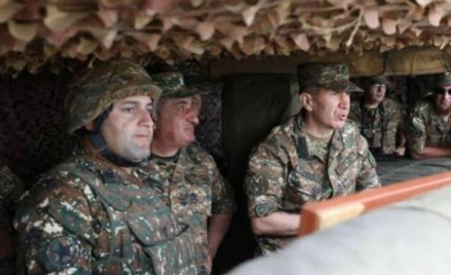Türk F-16'ları Azerbaycan semalarında... Ermenistan'dan orduya tehlikeli emir
