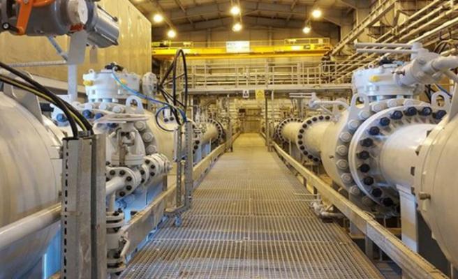 TürkAkım'da bakım çalışmaları sona erdi! Doğal gaz akışı yeniden başladı