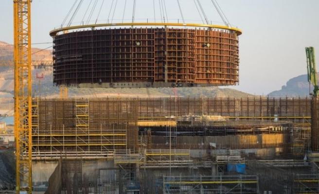 Türkiye'nin ilk nükleer güç santrali Akkuyu'da hummalı '2023' mesaisi