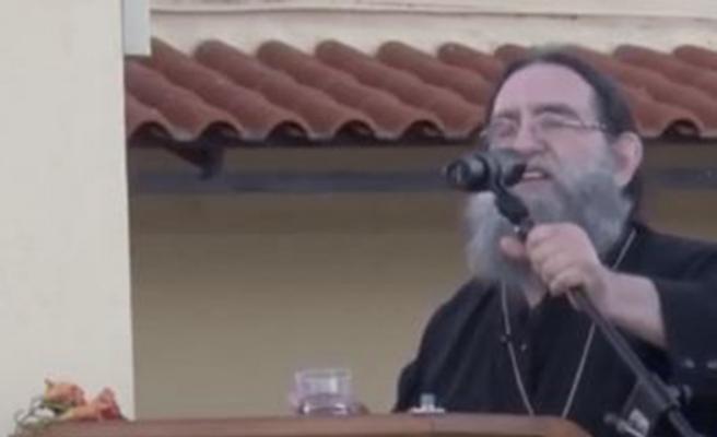 Yunan rahipten bomba Ayasofya çıkışı! 'Türkler olmasaydı...'