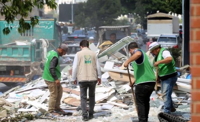16 bin Lübnanlıya acil yardım