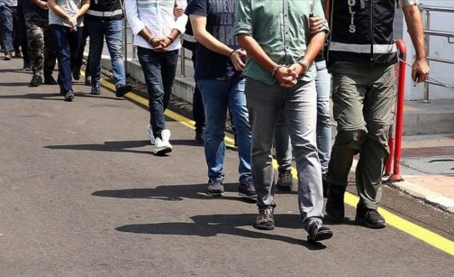 FETÖ'nün yargı yapılanmasına operasyon: 15 gözaltı kararı