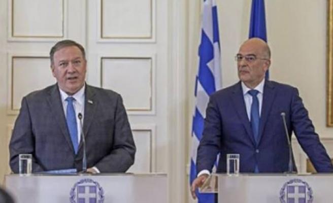 ABD ve Yunanistan'dan Viyana'da Doğu Akdeniz zirvesi!