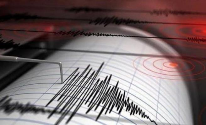 Akdeniz sabah vakti 4,2 büyüklüğündeki depremle sarsıldı