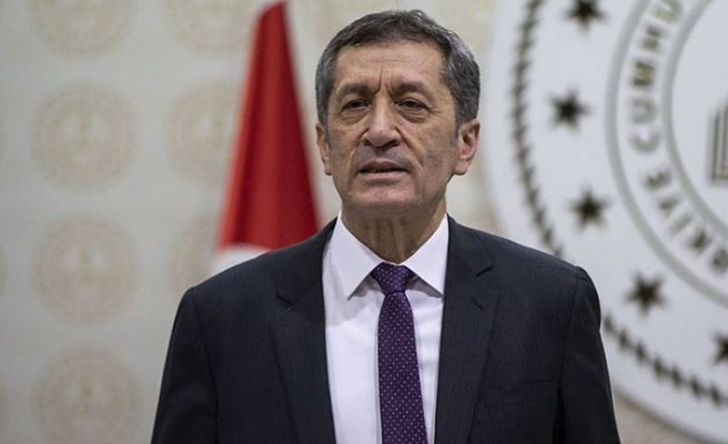 Milli Eğitim Bakanı Ziya Selçuk'tan 'yüz yüze eğitim' ile ilgili yeni açıklama
