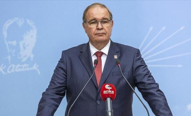CHP Sözcüsü Faik Öztrak: Avrupa Birliği Yunanistan'ın oyunlarına gelmemeli
