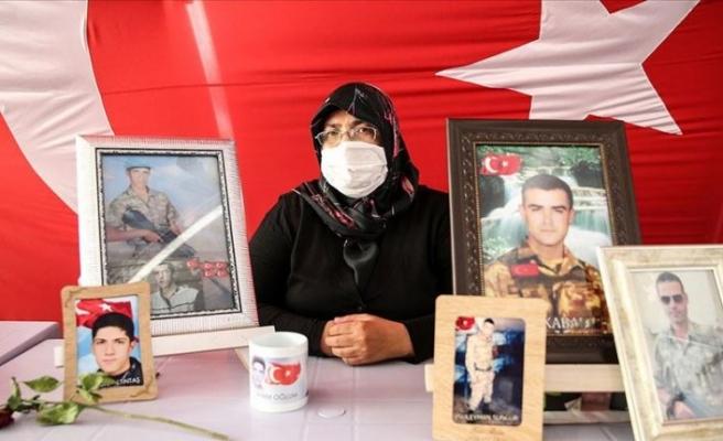 Diyarbakır annelerinden Altıntaş: Bunlar milletin evladına kastediyor