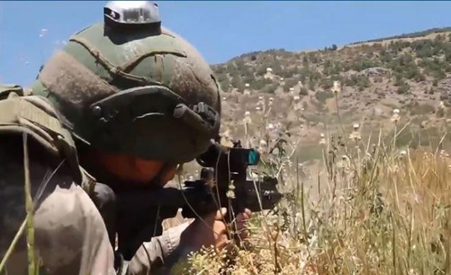PKK'ya şok darbe! Sızmak isteyen 11 terörist öldürüldü