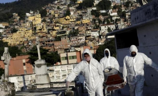 Hindistan, Meksika ve Brezilya'da bilanço ağırlaşıyor