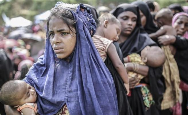 İHH Başkan Yardımcısı Demir: Arakanlı mültecilerin gözlerindeki çaresizliği görebiliyordunuz