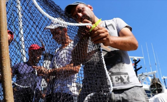 Karadenizli balıkçılar Kovid-19 tedbirleriyle 1 Eylül'de denize açılacak
