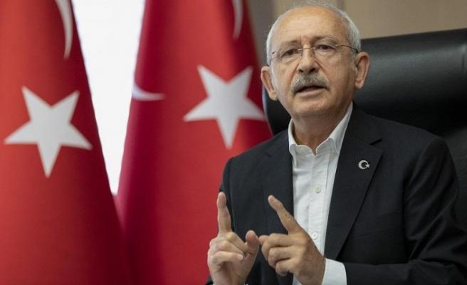 CHP Genel Başkanı Kılıçdaroğlu'ndan Cumhurbaşkanı adayı açıklaması