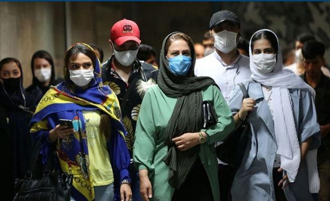 İran'da 109 kişi daha koronavirüsten öldü