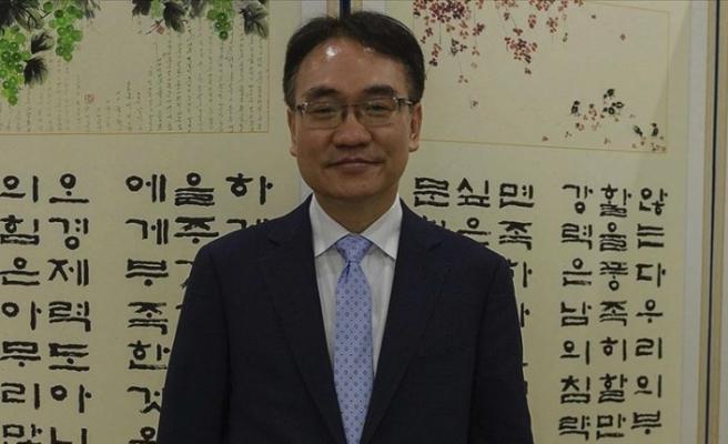 Kore Kültür Merkezi Müdürü Dongwoo Cho: Türkiye benim için asıl memleket