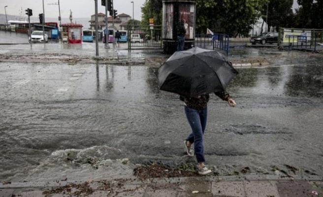 Aman dikkat! Meteoroloji'den sel ve su baskını uyarısı