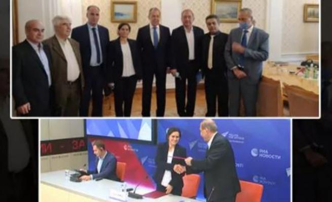 Rusya'da skandal anlaşma! Türkiye'den sert tepki