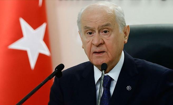 MHP lideri Bahçeli: 12 Eylül zulümdür, zillettir, hezimettir, rezalettir, cinayettir