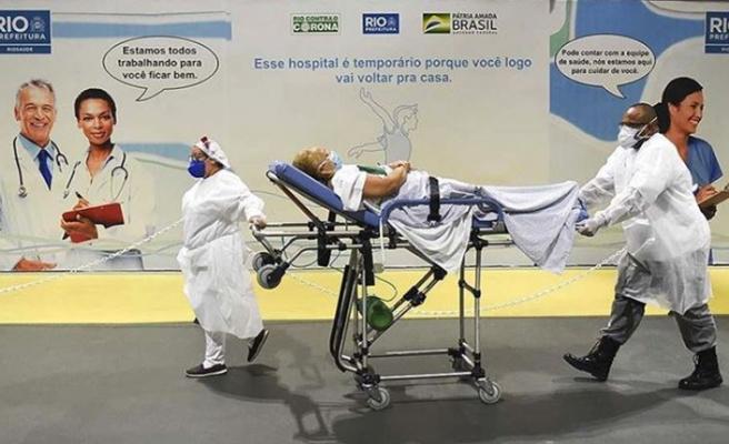 3 ülkede koronadan 2 bin 802 ölüm daha
