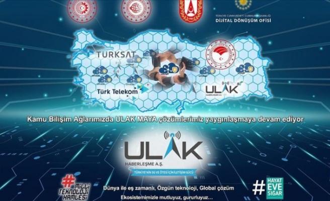 71 ilde yerli baz istasyonu ULAK'tan 'Alo' deniliyor