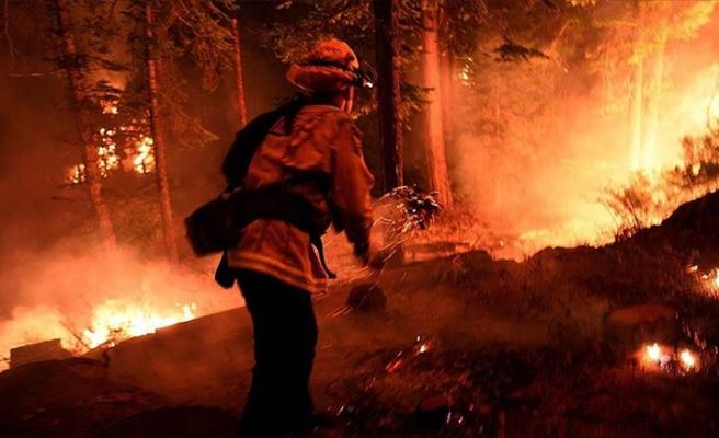 ABD alev alev yanıyor! Ölü sayısı artıyor