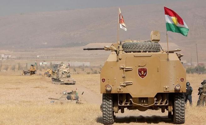 ABD'den Peşmerge'ye askeri yardım