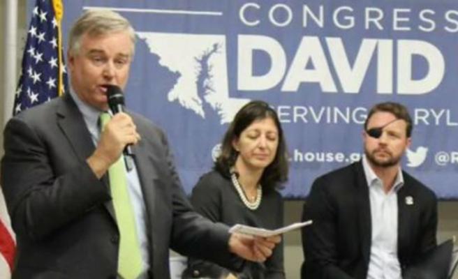 ABD'li vekil David Trone'dan Türkiye'ye koronavirüs teşekkürü