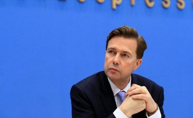 Alman Hükümet Sözcüsü: Doğu Akdeniz'de gerilimin düşürülmesine katkıda bulunmak istiyoruz