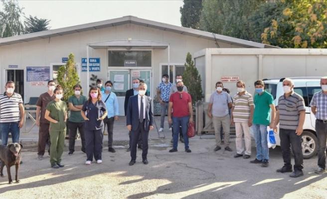 Ankara Büyükşehir Belediyesi yeni hayvan barınakları yapacak