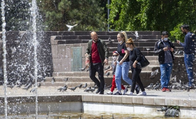 Ankara'ya sıcaklık uyarısı! 8-12 derece artacak