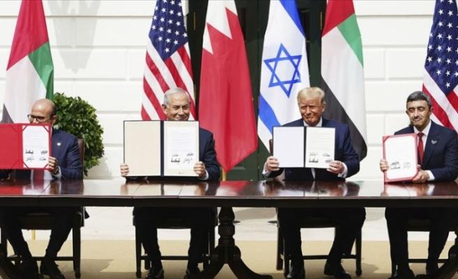 Arap halklarından Filistin sözleşmesine 1 milyon imza ile destek