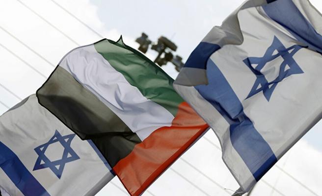 BAE ve İsrailli şirketler arasında ön anlaşma imzalandı