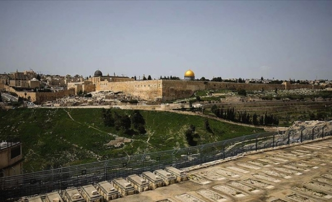 Filistin yönetimi: Bahreyn'in İsrail'le normalleşmesi Kudüs ve Mescid-i Aksa'ya ihanettir
