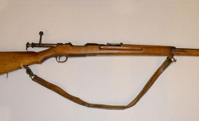 Çanakkale Savaşları'nda Japon tüfeklerini İngilizler kullanmış