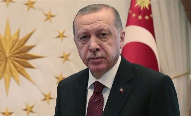 Cumhurbaşkanı Erdoğan'dan Sabah el-Ahmed el-Cabir es-Sabah için taziye mesajı